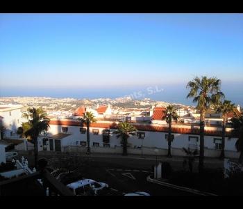 Adosado en Benalmádena con vistas al mar