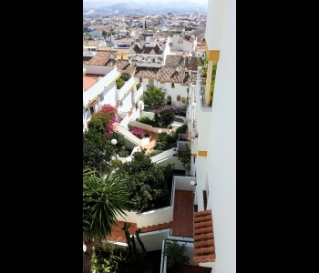Apartamento con 4 dormitorios y vistas panorámicas al mar